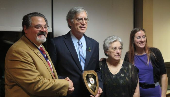 SJB KofC Family of the Year 2017: Kevin, Lois & Eileen Duffy