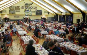 dinner fundraiser