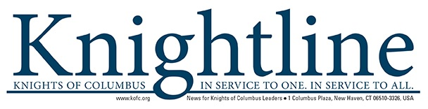 Knightline Knights of Columbus news issue