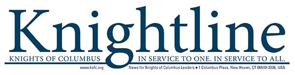 Knightline Knights of Columbus news issue