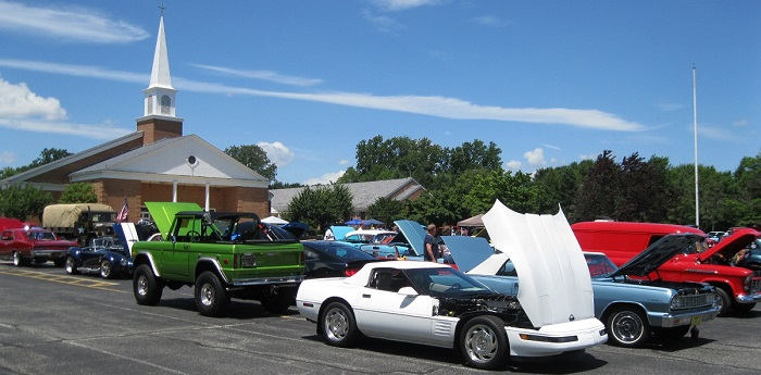 SJB Car Show Wilmington